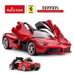 Ferrari Laferrari Vermelho Escala 1/14 Rádio Controle Remoto Original Rastar
