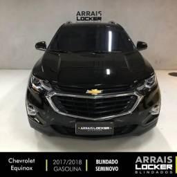Chevrolet equinox 2017/2018 2.0 16v LT BLINDADO - 2018
