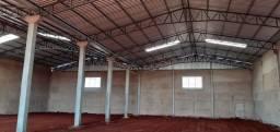 Barracões, pré moldado e metálico, fundação, cobertura