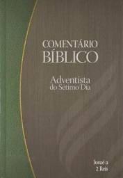 Livro Comentário Bíblico Adventista Vol.2 Josué a 2 Reis CPB