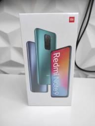 Queridinho.. Redmi Note 9 128 da Xiaomi.. Novo Lacrado com Garantia e Entrega