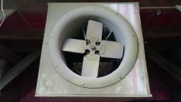 Exaustor ventilador industrial