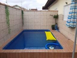 Casa com piscina Pacote carnaval