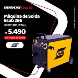 Maquina de solda MIG ESAB