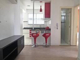 Lindo Garden com 02 dormitórios, churrasqueira interna, São José dos Pinhais