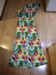Vestido de festa (tamanho P)