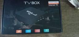 TV box 5g modelo novo