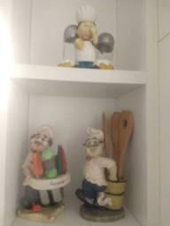 Elementos decorativos de cozinha