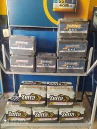 Promoção de Bateria kondor 60ah de 230 por $199,99 avista COM SUCATA APROVEITE