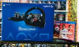 G29 super volante logitech. Venha conhecer a maior loja de games do ABC!