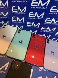 Iphone 11 64gb Seminovos Consulte Cores - Garantia Aceito Trocas
