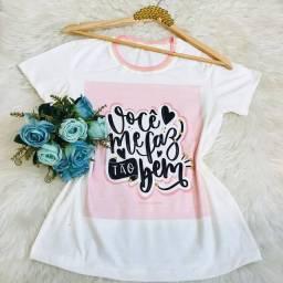 Blusa T-shirts promoção