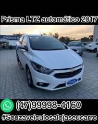 PRISMA 2016/2017 1.4 MPFI LTZ 8V FLEX 4P AUTOMÁTICO