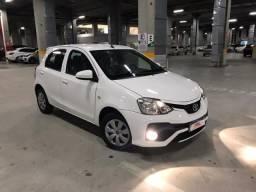Toyota Etios 1.3 Hbx 16v Flex 4p Manual 2018