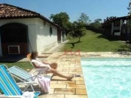 Chácara com 5 quartos à venda, 8000 m² por R$ 990.000 - Ipiiba - São Gonçalo/RJ