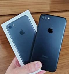IPHONE 7 32GB BLACK EXTRA (VENDO OU TROCO)