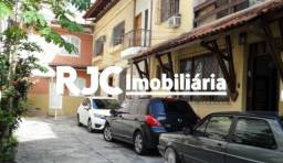 Casa de vila à venda com 3 dormitórios em Vila isabel, Rio de janeiro cod:MBCV30133