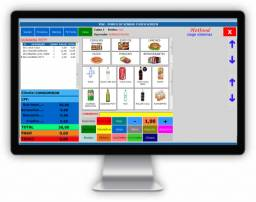 Programa de Gerenciamento para lanchonetes com comanda de celular e tablet