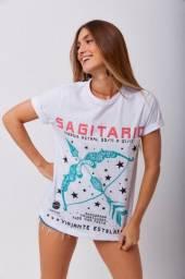 T-shirt do signo sagitário
