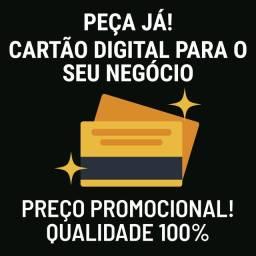 Cartão Digital Interativo R$25,00 (Completo)