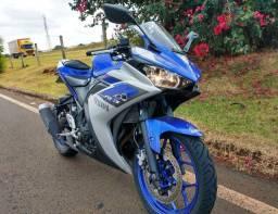 Yamaha YZF R3 320cc - 2016 - Gasolina