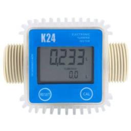 Medidor Fluxo Digital K24 Para Líquidos de Várias Densidades