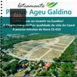 Lotes Parque Ageu Galdino em Eusébio *&¨%$