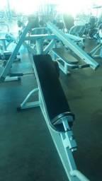 Equipamentos para academia de musculação