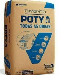 Cimento poty, Apodi,elo, 280 sacos carrada fechada