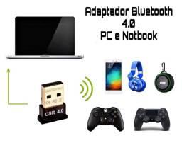 Adaptador Bluetooth 4.0 PC e Notbook