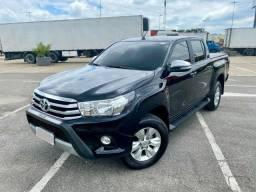 Toyota Hilux SRV Diesel 2018 Automática