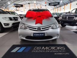 Toyota Etios Hatch X 1.3 Manual Unica dona Completo