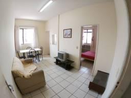 Apartamento com 1 quarto, mobiliado, central, tratar com proprietário. BP 507
