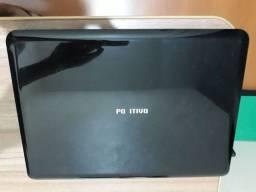 <br>Notebook Positivo Core i3 Quad Core R$ 650,00
