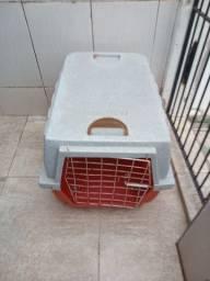 Caixa de transporte de cães