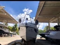 Barco novo ... único dono