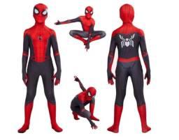 Fantasia Infantil Homem Aranha De Volta Ao Lar Spider-man
