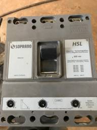 Chave disjuntor 600 amperes