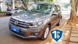 VW Tiguan 2014 blindada + 1 ano de garantia (nao é Kicks Creta Renegade HRV)
