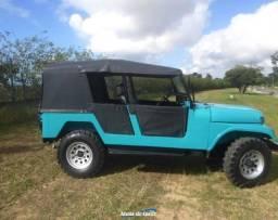 """Jeep Willys CJ6 1962 """"Bernardão"""" Longo - Espetacular! Ateliê do Carro"""