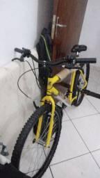 Bicicleta carbon Steel