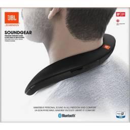Caixa de Som JBL Soundgear Bluetooth Portátil - Original