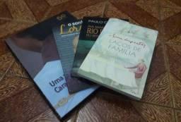 Kit promocional 4 livros