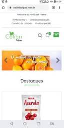 Colibri Polpas de Frutas