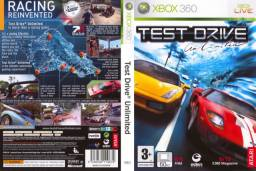 Test Drive Unlimited Europeu PAL Xbox 360 Original M. Física