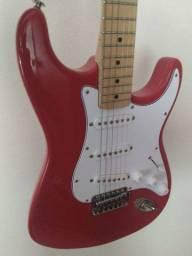 Guitarra stratocaster MARS troco apenas por guitarra