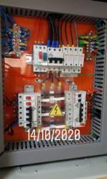 Eletricistas de primeira a disposição