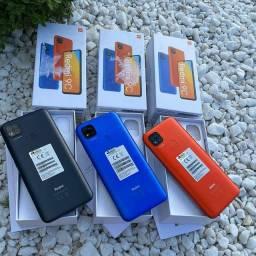 Xiaomi REDMI 9C 64GB - 3GB RAM *DUAL* TODAS AS CORES NACIONAL ANATEL 1 ANL GARANTIA