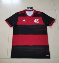 Camiseta Flamengo 2020/2021