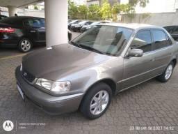 Título do anúncio: Toyota Corolla 2002 XEI AUTOMÁTICO